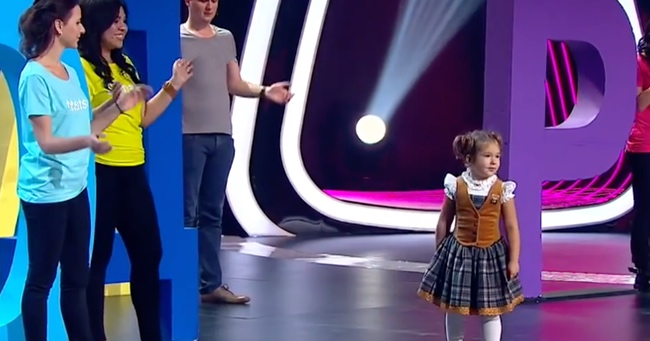 Amazing 4-Year-Old Blows the World Away with Her Mastery of 7 Languages