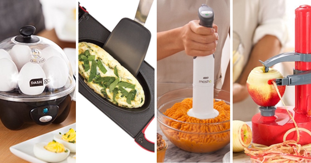 10 Cool Kitchen Appliances To Help You Cook Easier And Faster