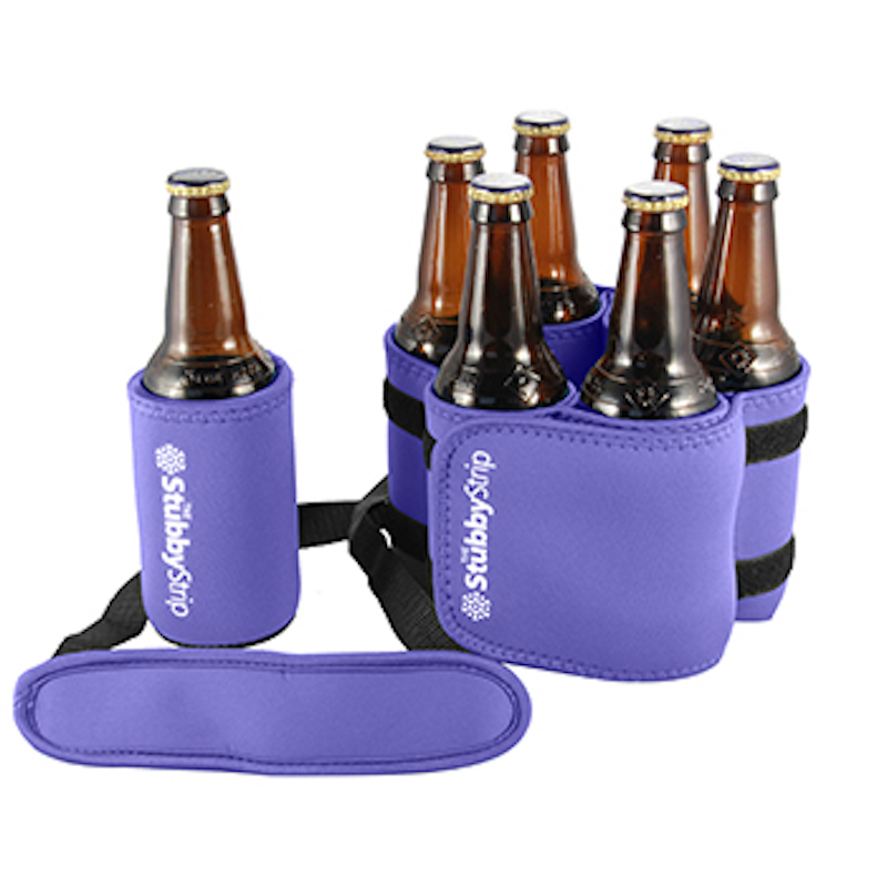 The Stubbystrip Hold Up To 7 Drinks With A One Hand On