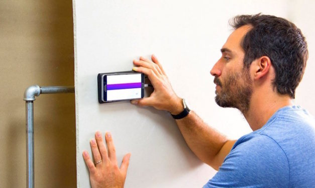 Walabot DIY: The Sensor That Sees Through Your Walls