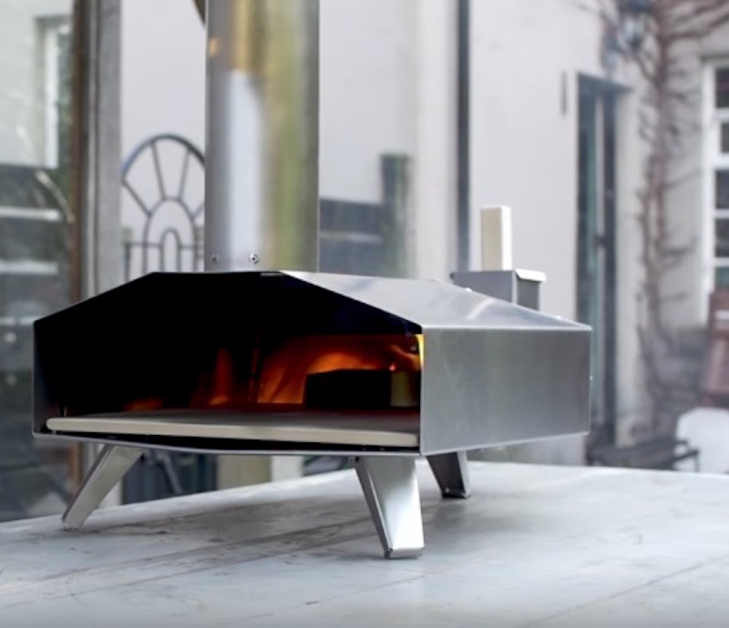 Uuni 3 World S Best Portable Wood Fired Oven For Pizzas