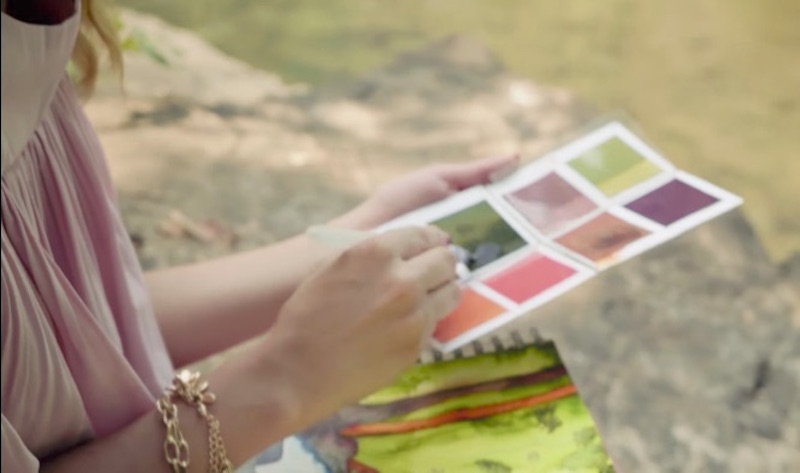Viviva Color Sheets - Easiest and Most Convenient Way to Paint on the Go