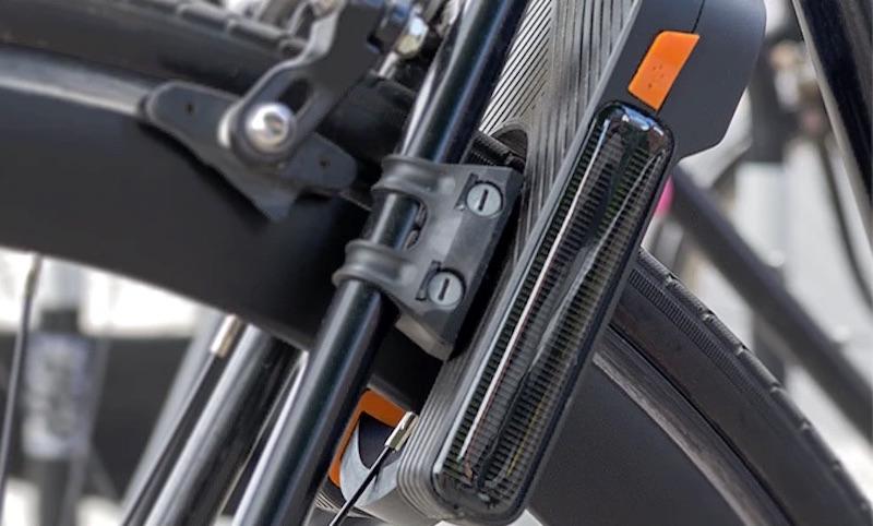 Deeper Lock Smart Gps Powered Permanent Bike Security