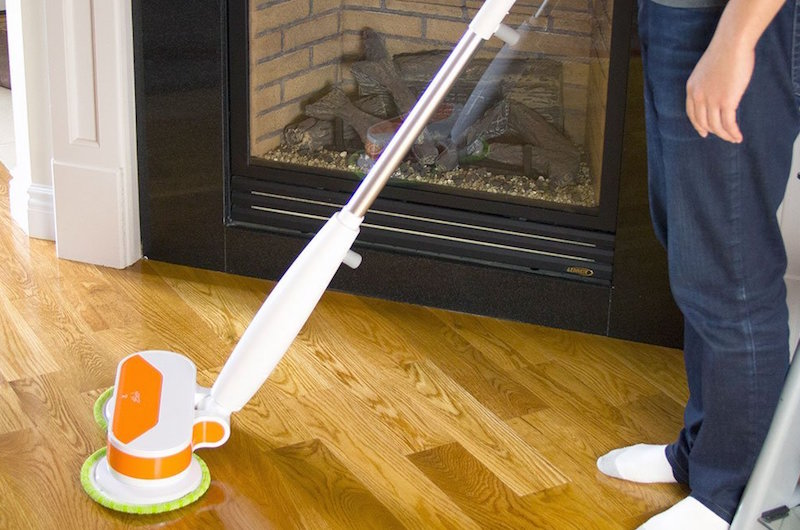 Elicto Electronic Spin Mop And Polisher Clean Your Floors