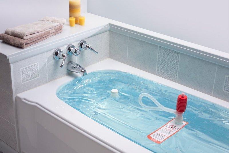 Waterbob Turn Your Bathtub Into An Emergency Drinking
