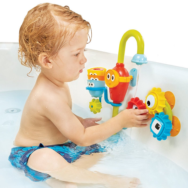 Yookidoo Baby Bath Toys: The Perfect Toys to Make Bath Time Fun