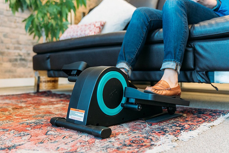 Cubii Under Desk Elliptical Get A Workout In While
