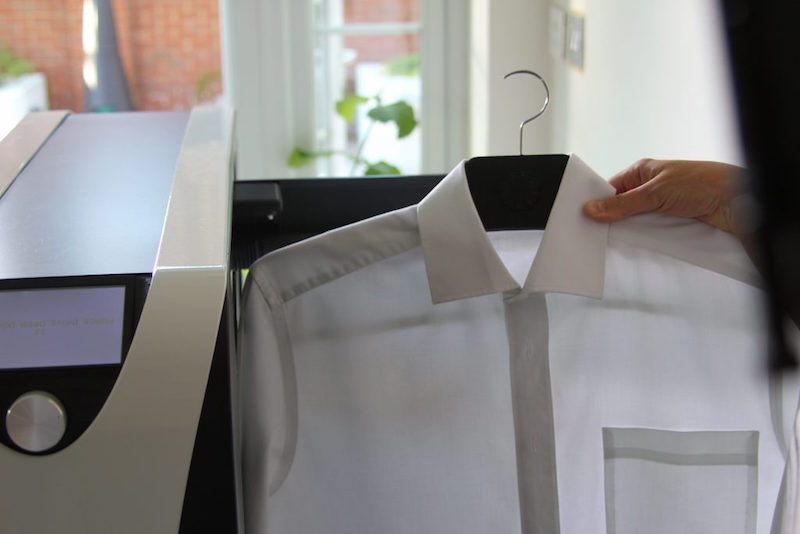 Effie The Machine That Irons Your Clothes For You
