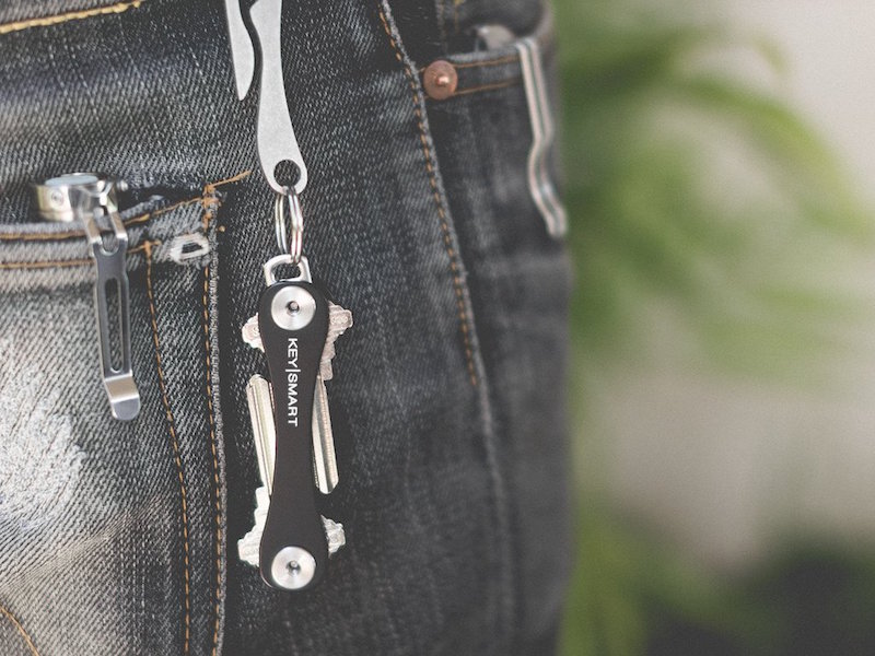 Keysmart The Compact Organized Key Holder