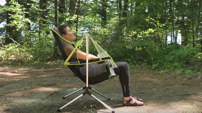 Awesome Nemo Stargaze Recliner Combine A Rocking Chair And Recliner Dailytribune Chair Design For Home Dailytribuneorg