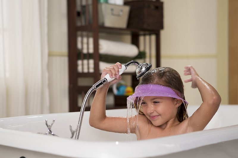 Kair Air Cushioned Bath Visor Keep Shampoo Out Of Your