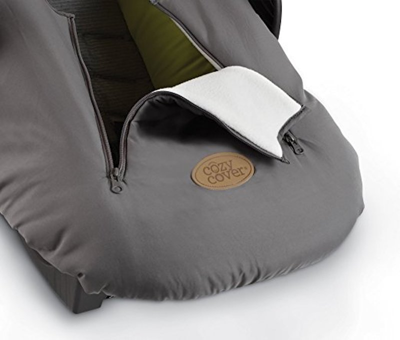 Cozy Cover Car Seat Cover: Keep Your Baby Warm Without Bulky Outerwear