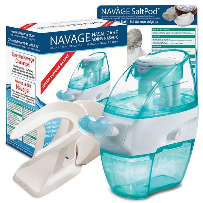 Navage The All Natural Solution To Allergies And Sinus