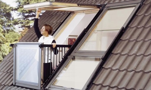 BRISACIER Roof Windows: Turn Your Window into a Balcony in Seconds