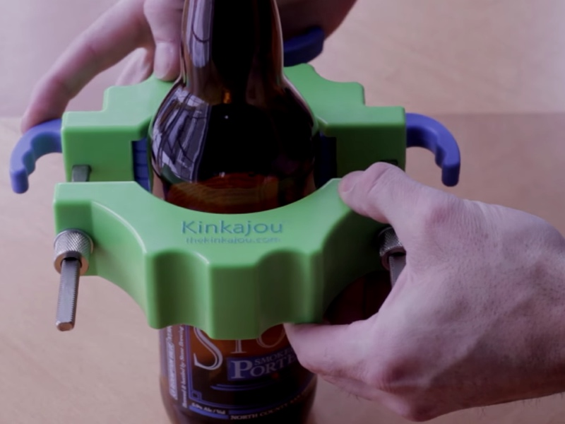 how to cut bottles into cups