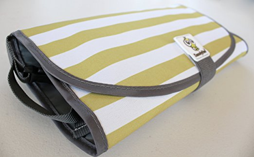 Snoofybee Portable Changing Pad Keep Those Curious Little