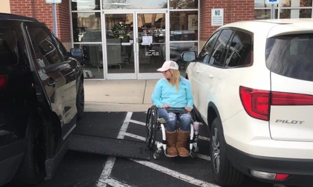 Woman's Viral Post About Handicapped Spots Will Make You Think Twice About Bad Parking