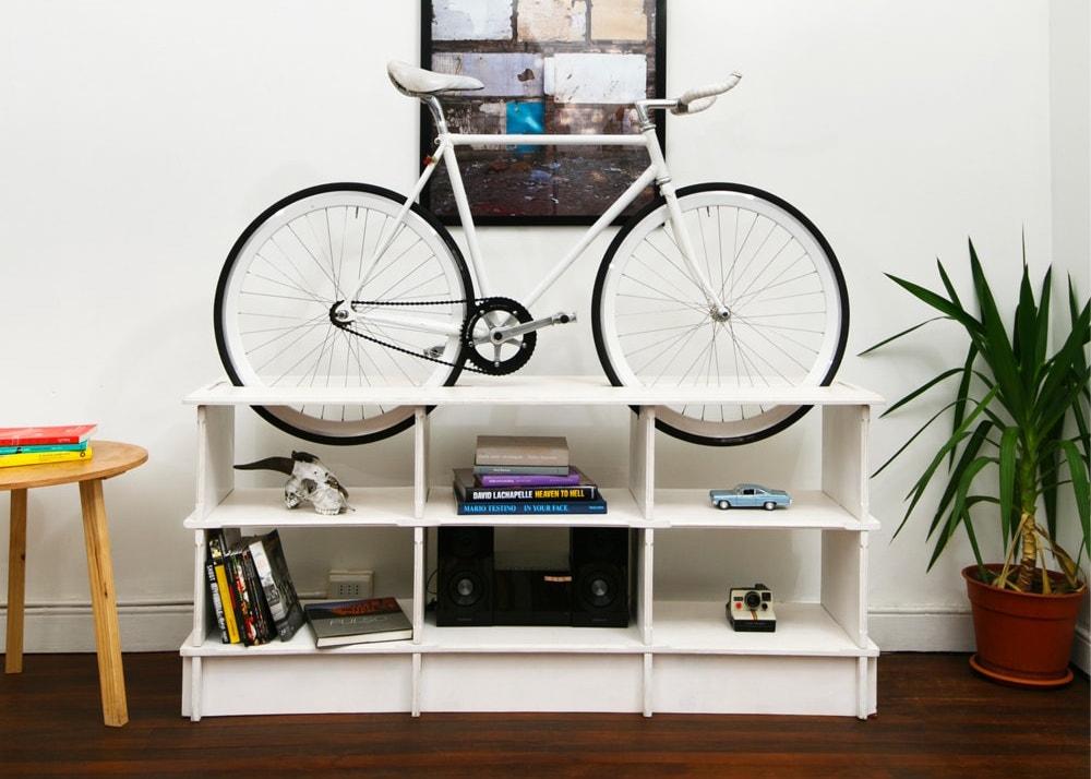 Display Your Rack ~ Chol bike rack display your on furniture