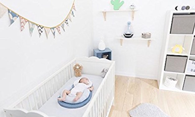 Babymoov Cosydream: The Sleep-Positioner That Gives Your Baby Full Support