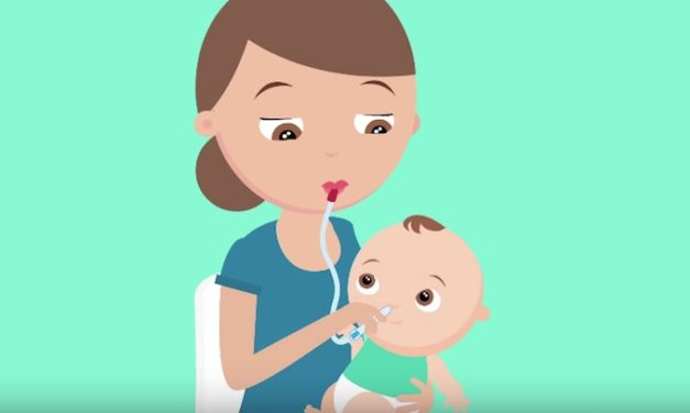 NoseFrida Nasal Aspirator: The Easiest Way to Clean Your Baby's Nose