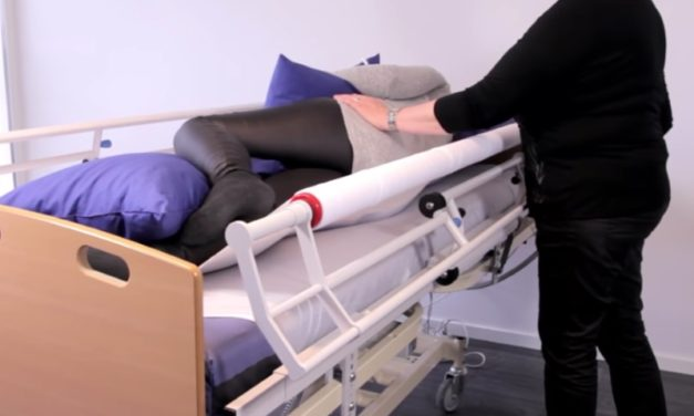 TurnAid: Turn Patients in Their Bed Without Risking Any Danger