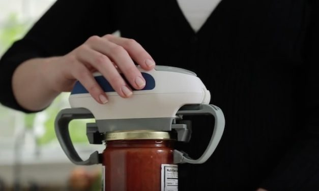 Hamilton Beach Automatic Jar Opener: The Easiest Way to Open Your Tough Jars