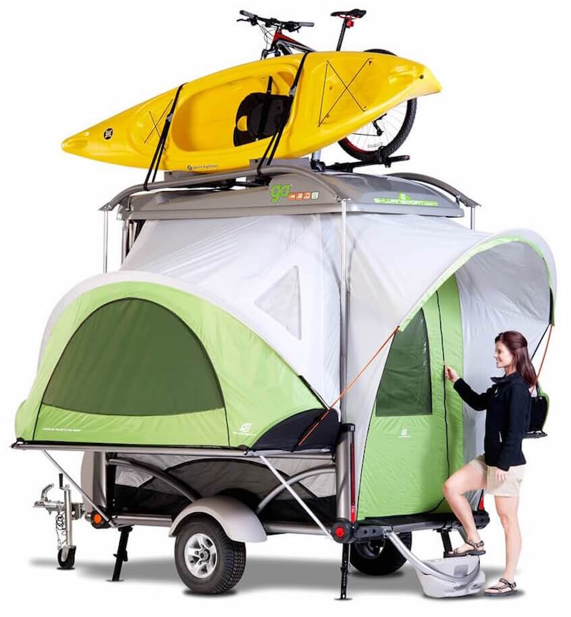 SylvanSport GO Camper