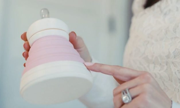 CollapseAndGo: The Baby Bottle That Keeps Up with You