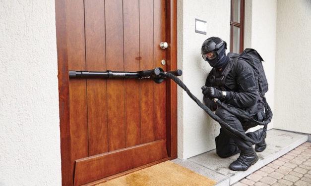Holmatro Door Blaster: Breach Doors Quickly Without the Noise