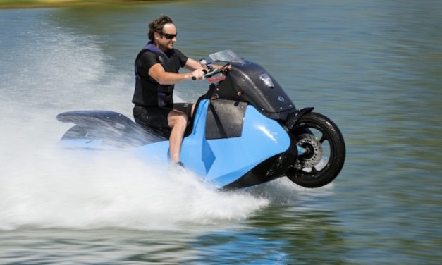 Gibbs Sports Amphibians: Bring Your Car, ATV or Bike from Land to Water