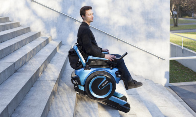 Scewo: The Stair-Climbing Wheelchair of the 21st Century