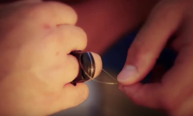 LineCutterz: Cut Through Fishing Line with Your Finger