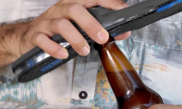 Reef Fanning Sandal: Open Bottles With Your Sandal