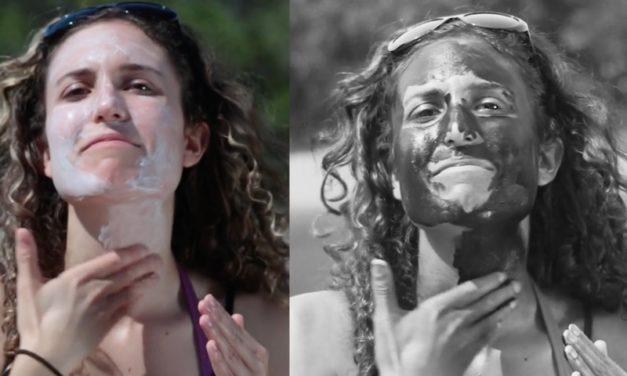 Sunscreenr: Never Miss A Spot Using Sunscreen Again
