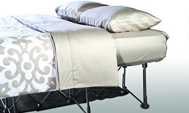 Ivation EZ-Bed: Unfold a Full-Sized Bed in Minutes