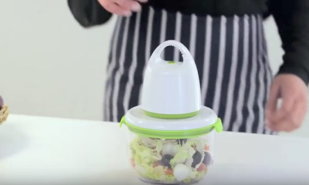 FOSAHOME: The Food Storage System of the Future
