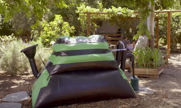 Homebiogas: Turn Your Food Waste into Energy