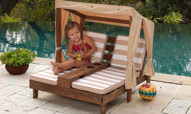 KidKraft Outdoor Furniture: Let Your Child Relax with High-Quality Furniture