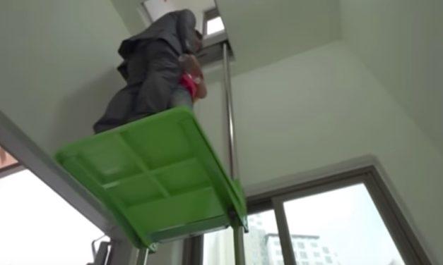 "Nerigo Evacuation Elevator: The ""Elevator"" That Doesn't Need Electricity"