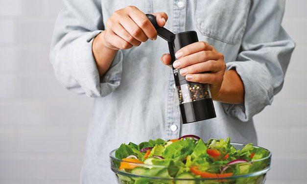 Kuhn Rikon Ratchet Grinder: Grind Your Spices Efficiently