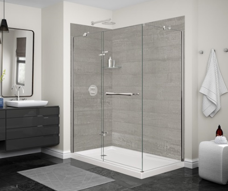 Utile Shower Wall Panels Install Tiles In Your Shower In