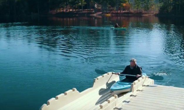 EZ Kayak Launch: Enjoy Kayaking Without Getting Wet