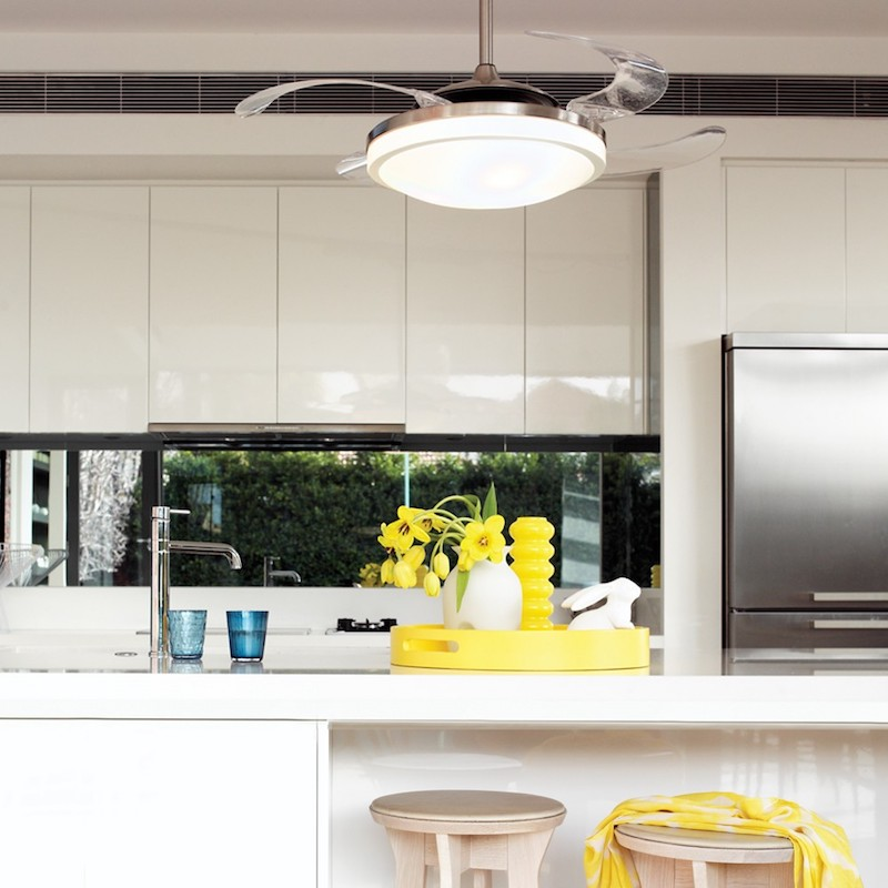 Beacon Lighting Fanaway Ceiling Fans The Light That Hides