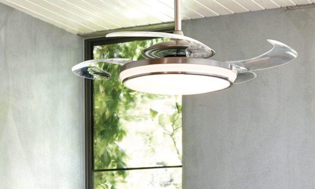Beacon Lighting Fanaway Ceiling Fans: The Light That Hides a Fan