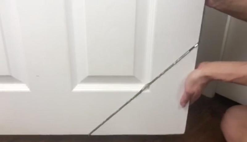 Kitty Korner Turn Your Interior Door Into A Pet Door