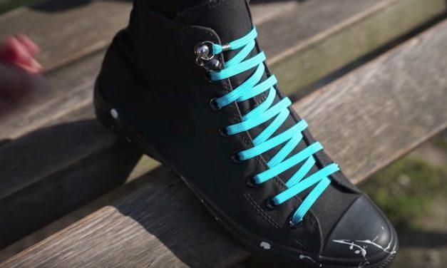QuickShoeLace: The Innovative Elastic Shoelace System