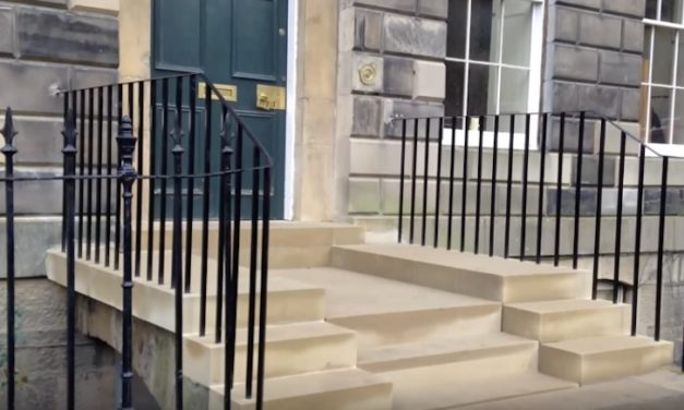 Sesame Access Retracting Stair Lifts: Wheelchair and Pedestrian Access in One Space