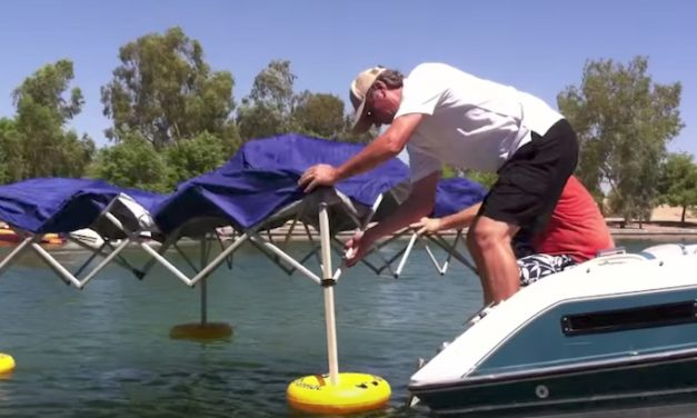 Water Shade: The Canopy You Can Take Anywhere