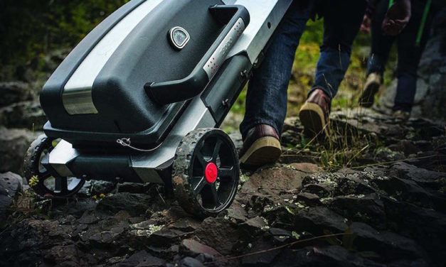 Zippo All-Terrain Grill: The Coolest Travel-Friendly Grill