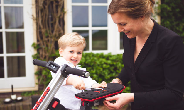 Infento Kits: Build Life-Size Bikes and Scooters with Your Child